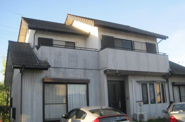 柴田邸 塗装前